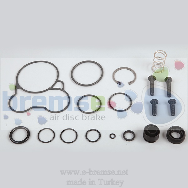 33912 Mercedes Iveco Daf EBS Role Repair Kit 4802020010, 4802020020, 4802020040