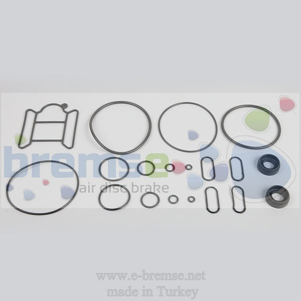 34102 Man Volvo Scania Renault ABS Role Valve Repair Kit 4721950400, 4721950410, 4721950420
