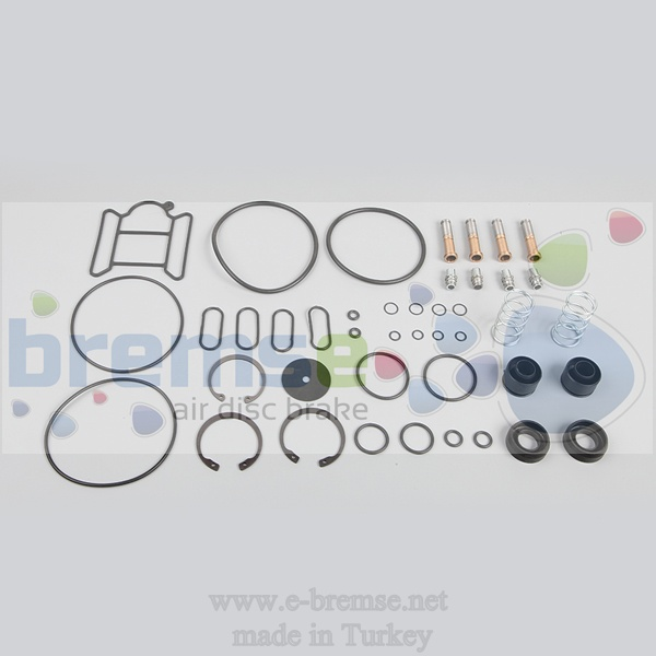 34112 Man Volvo Scania Renault ABS Role Valve Repair Kit 4721950400, 4721950410, 4721950420