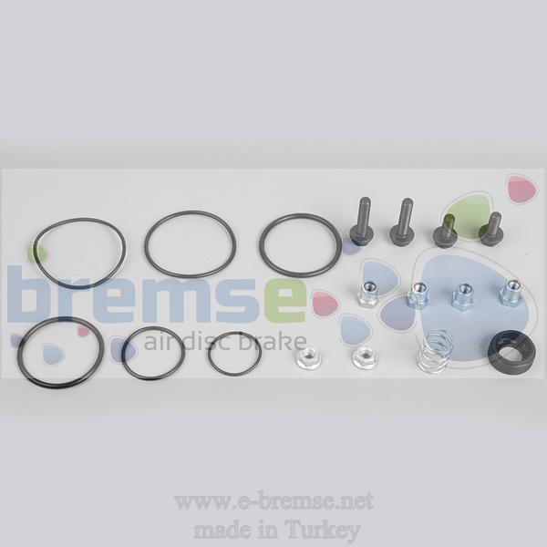 34302 Man Mercedes Role Valve Repair Kit 9730060000, 08137884, 7701012770, 81.52116.9065, 973006002
