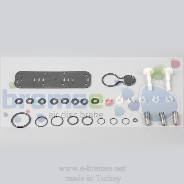 34642 Mercedes Man Iveco Door Control Valve Repair Kit 4726000220, 3720600220, 3720600820