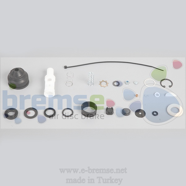 35012 Mercedes Man Neoplan Setra Suspension Valve Repair Kit SV1260, SV1295, I69784, I86534
