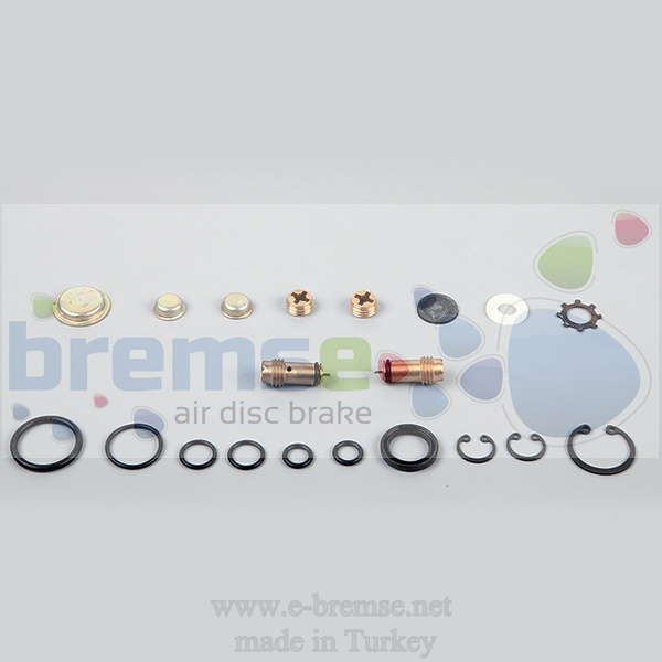 35112 Mercedes Volvo Renault Scania Daf Suspension Valve Repair Kit 0500005001, 0500005002, 0500005003, 1507413041, 1507413042