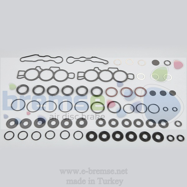 35502 Mercedes Man Daf Ecas Valve Repair Kit 4729051110, 1305452, 4729051110, A05021233, 4729050042