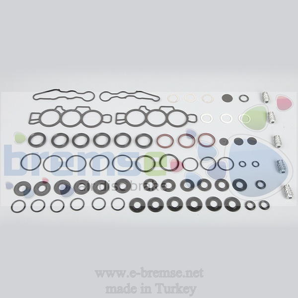 35512 Mercedes Man Daf Ecas Valve Repair Kit 4729051110, 1305452, 4729051110, A05021233, 47290500421