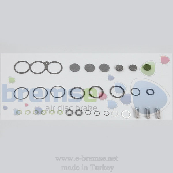35612 Ecas Valve Repair Kit 4729000010, 4729000070, 4729001020, 4729000022