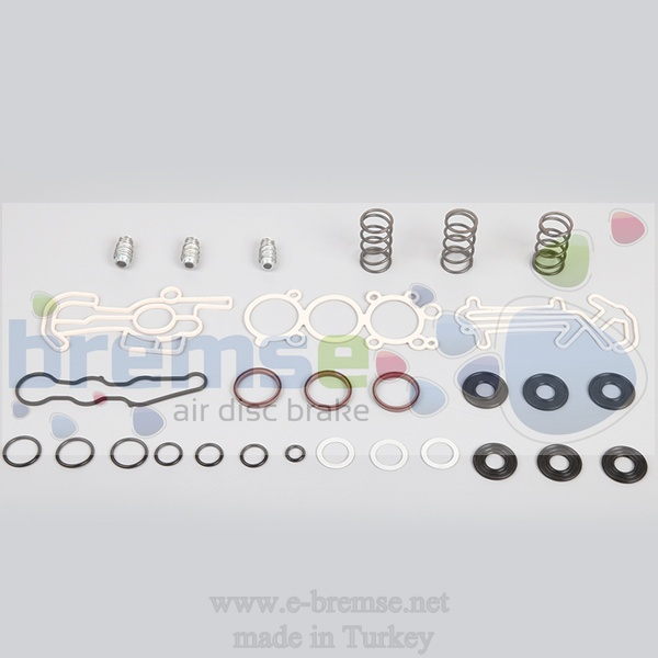 36612 Man Daf Iveco Ecas Valve Repair Kit 4728800010, 41211013, 1343254, 505820513