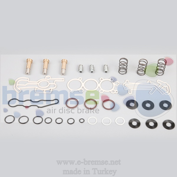 36622 Man Daf Iveco Ecas Valve Repair Kit 4728800010, 41211013, 1343254, 505820513