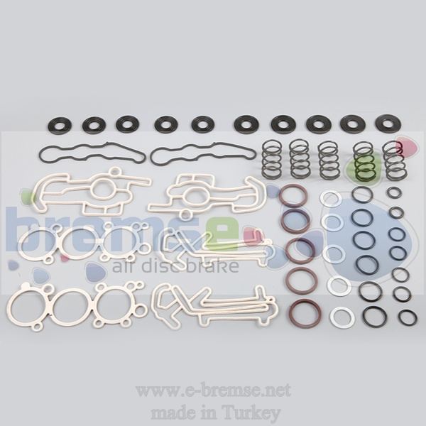 36732 Iveco Ecas Valve Repair Kit 4728801000, 1152509, 41211015