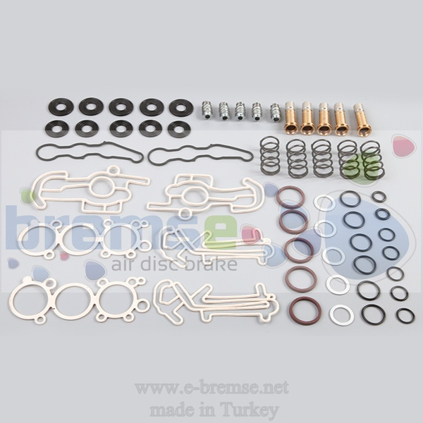 36742 Iveco Ecas Valve Repair Kit 4728801000, 1152509, 412110151