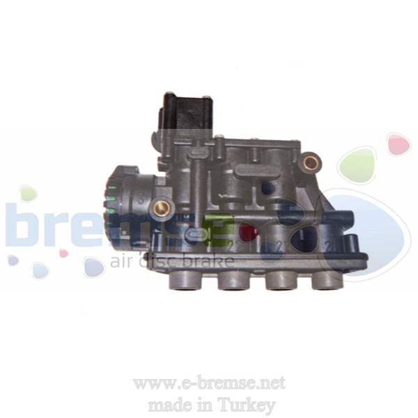 36750 Scania Ecas Air Brake Valf K019819, 7421083654, 21083654