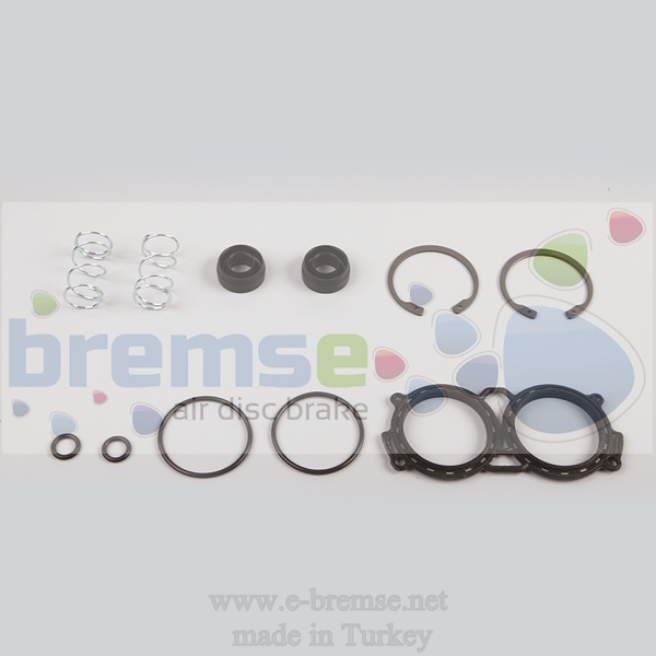36912 Man Volvo Scania Renault Iveco EBS Modulator Repair Kit K020024, K000921, K000922