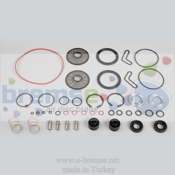 38212 Daf Iveco Man Neoplan EBS Modulator Repair Kit  4801040010, 4801040020, 4801040030