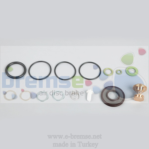 10212 Air Dryer Valve Repair Kit 324100000, 4324100210, 4324100380, 4324101120, 4324100022